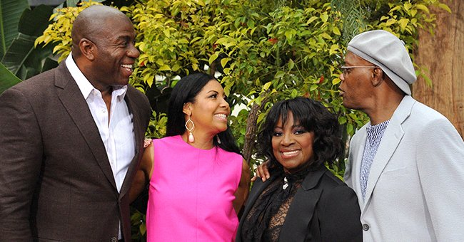 Samuel L Jackson Celebrates Friend Cookie Johnson's B-Day as Fans Also Share Their Well Wishes