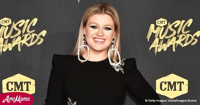 Kelly Clarkson credits her slimmer figure to her 'glam squad'