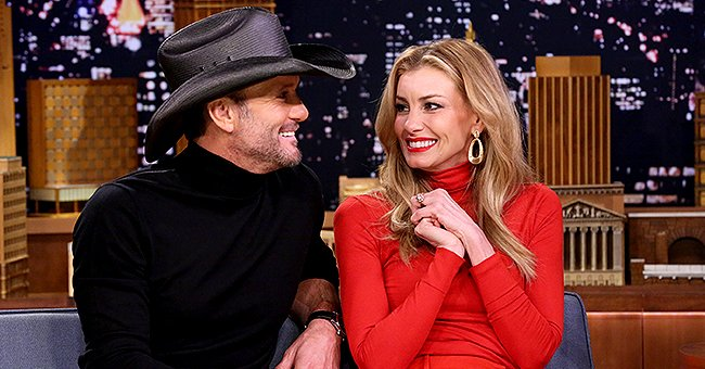 Tim McGraw Expresses Love for Wife Faith Hill – See the Gorgeous Pic Taken by Their Daughter Gracie