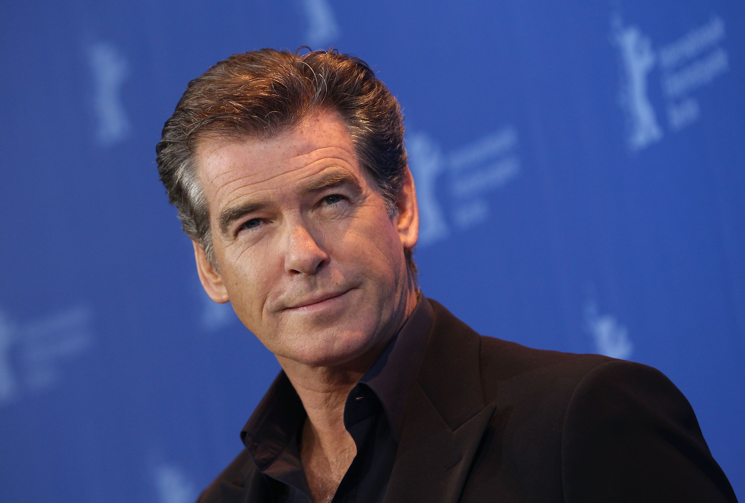 Pierce Brosnan at the 'Ghost Writer' Photocall during day two of the 60th Berlin International Film Festival at the Grand Hyatt Hotel on February 12, 2010 in Berlin, Germany. | Photo: Getty Images