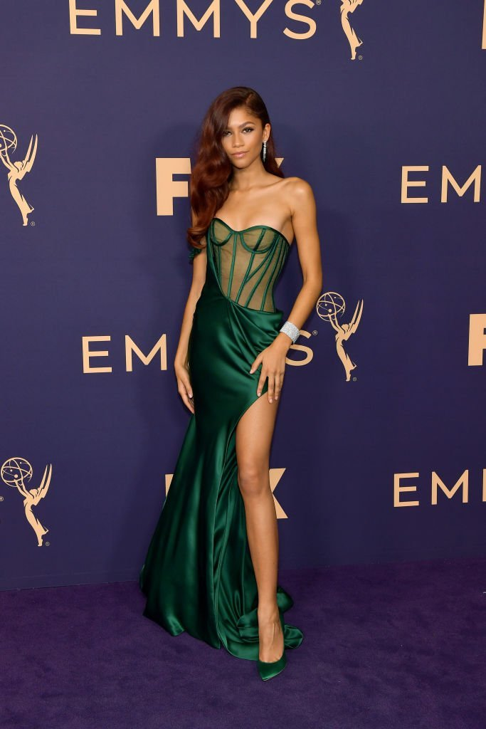 Zendaya attends the 71st Emmy Awards at Microsoft Theater | Getty Images
