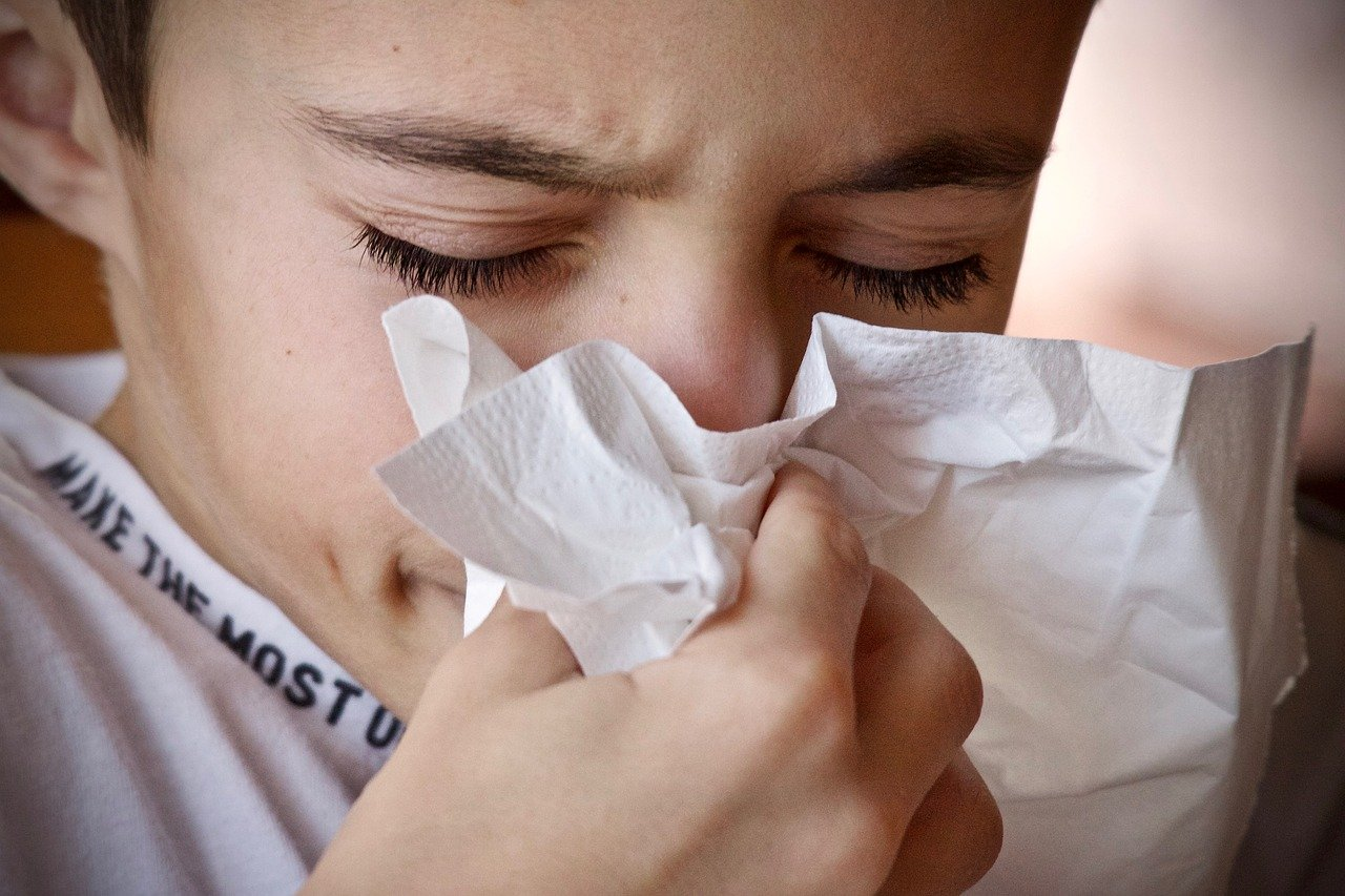 Ohio is the worst state if you have allergies. I Image: Pixabay.