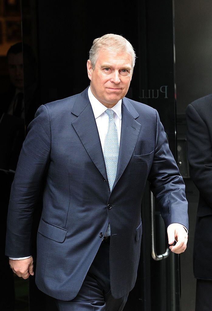 Prince Andrew, Duke of York visits Mother London on March 13, 2013 in London, England   Photo: Getty Images