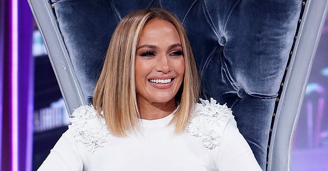Jennifer Lopez, 51, Flashes Underboob Posing in a Gorgeous Figure-Hugging Cut-Out Dress