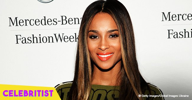 Ciara's son Future, 4, shows off his singing skills in new video with mom