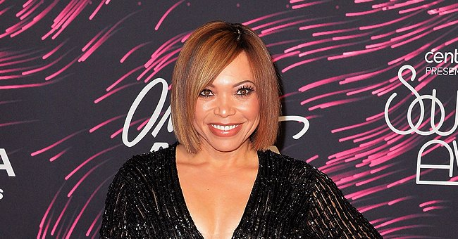 Tisha Campbell of 'Martin' Mom-Shamed for Putting 10-Year-Old Son's Private Life on Blast