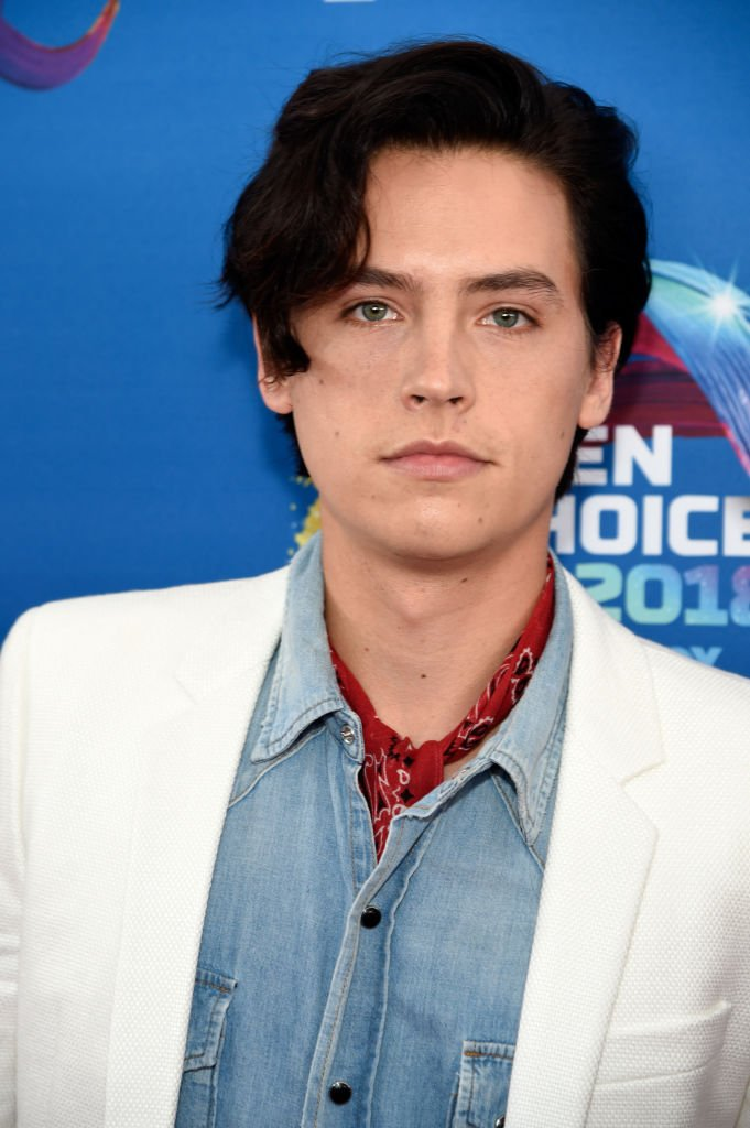 Cole Sprouse en août 2018. Photo : Getty Images