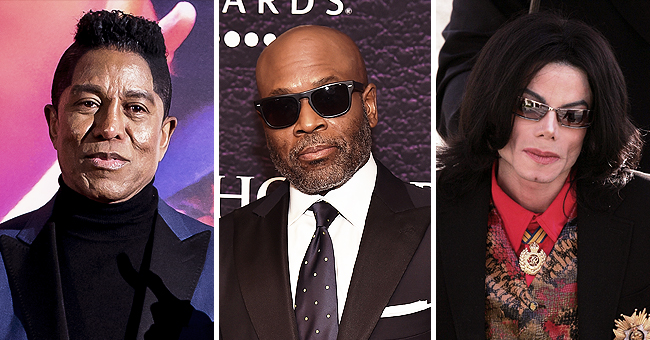 LA Reid on the Time He Got Caught up in Michael Jackson & Brother Jermaine's Feud