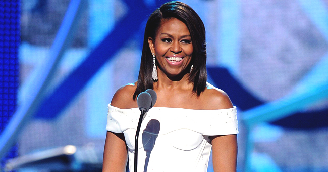 Michelle Obama, Former 1st Lady, Shares TBT Photo from Her Childhood School Days with Inspiring Message