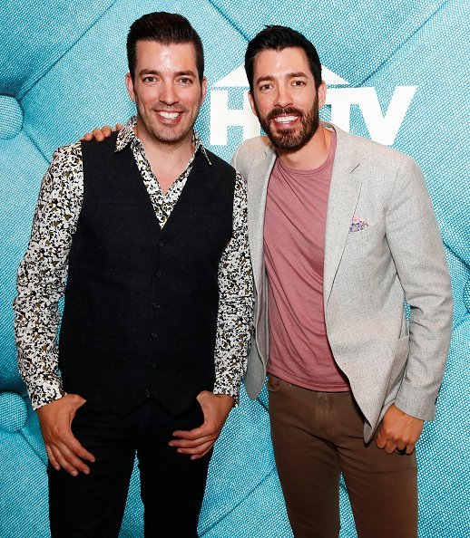 Jonathan Scott and Drew Scott at Alice Tully Hall on April 10, 2019 in New York City | Photo: Getty Images