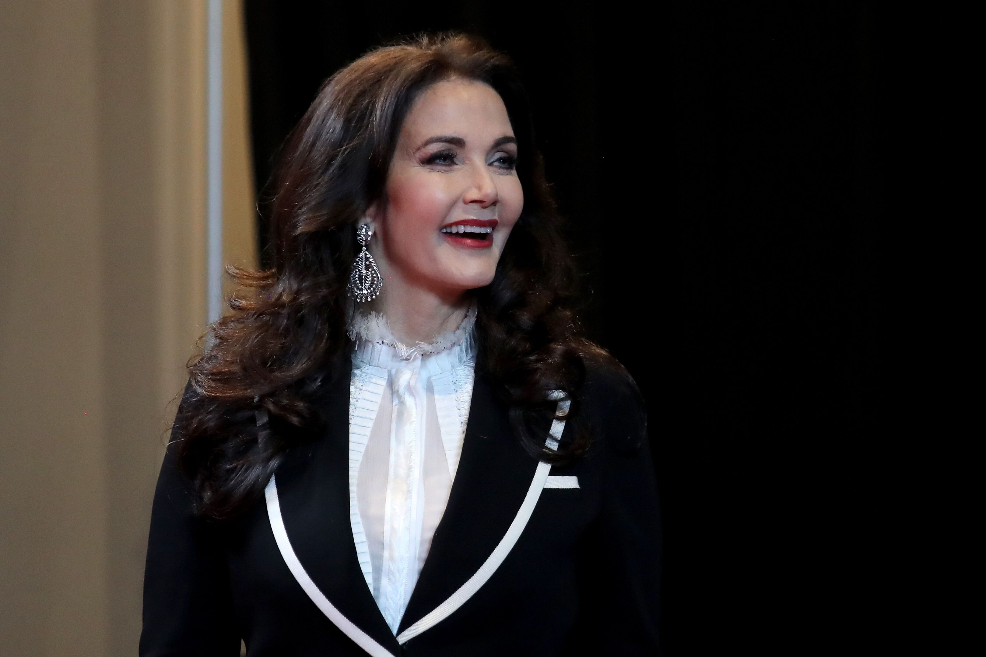 Lynda Carter at the Hard Rock Hotel & Casino on June 20, 2018 in Las Vegas, Nevada | Photo: Getty Images