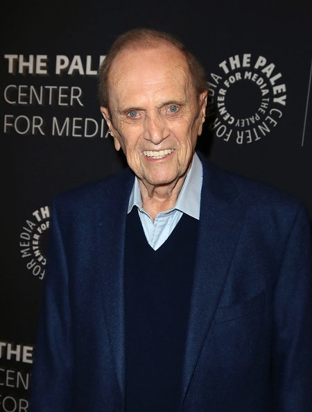 Bob Newhart at The Paley Center for Media on April 26, 2018 in Beverly Hills, California | Photo: Getty Images