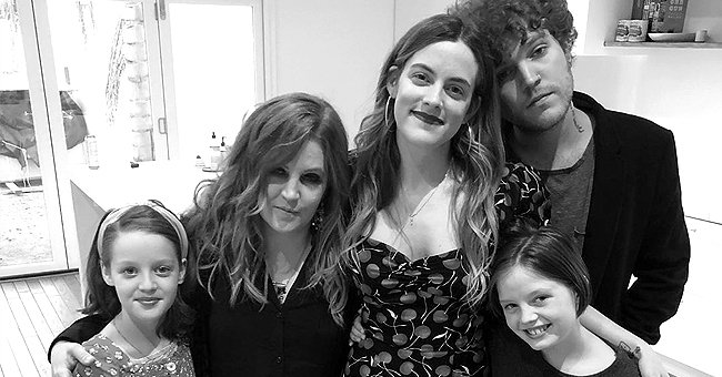 Lisa Marie Presley's Twins Reportedly Won't Be Able to Attend Grandpa Elvis Presley's 85th Birthday Celebration