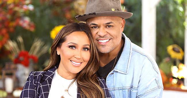 Adrienne Houghton Celebrates Husband Israel's Birthday with Touching Tribute (Photo)