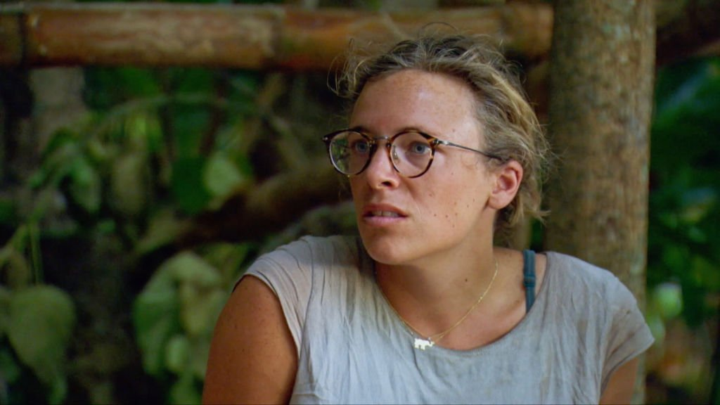 Sophie Clarke on the Eleventh episode of SURVIVOR: WINNERS AT WAR, on the CBS Television Network   Photo: Getty Images