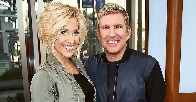 Savannah Chrisley's Fans Alarmed With Tribute She Posted For Dad Todd Days after His Birthday