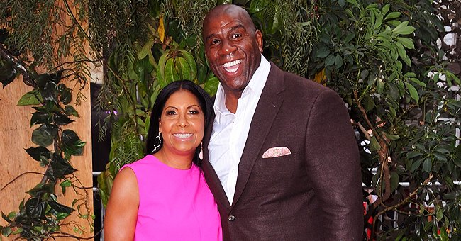 Magic Johnson's Wife Cookie Congratulates 2020 Graduates with Photo from Her Graduation