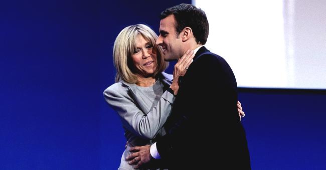 Emmanuel Macrona formé Brigitte au début de leur histoire