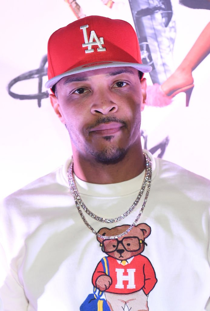 "Rapper T.I. attends ""Queen & Slim"" screening and conversation at Woodruff Arts Center 