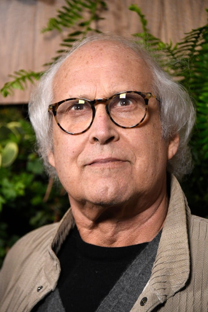Chevy Chase attends the Global Green 2019 Pre-Oscar Gala at Four Seasons Hotel Los Angeles | Getty Images
