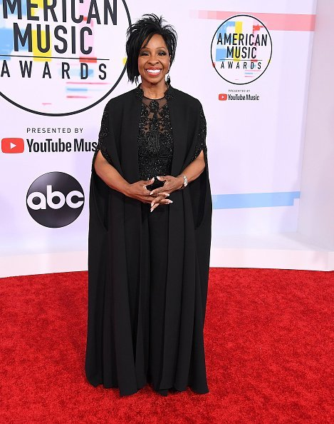 Gladys Knight at the 2018 American Music Awards at Microsoft Theater on October 9, 2018 | Photo: Getty Images