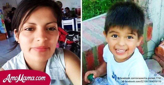 La mère qui a supplié tout le monde afin de retrouver son fils de trois ans a avoué l'avoir tué