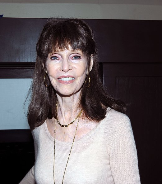 Barbara Feldon at Parsippany Hilton on October 28, 2016 in Parsippany, New Jersey. | Photo: Getty Images