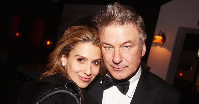 Alec Baldwin's Wife Hilaria Stuns in a Gorgeous Red Dress She Once Wore on a Date Night (Photo)