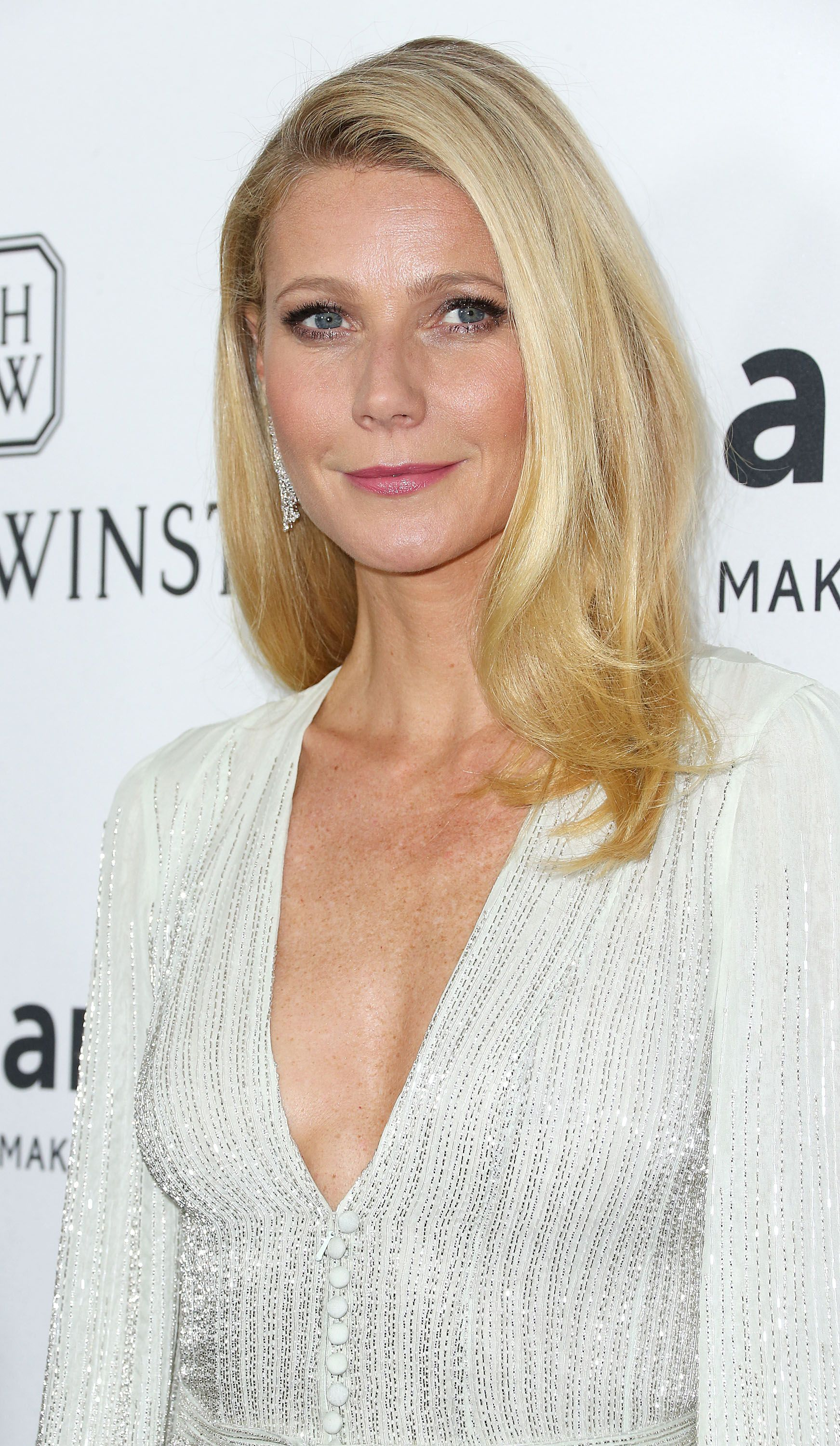 Gwyneth Paltrow at the amfAR's Inspiration Gala Los Angeles in 2015 | Source: Getty Images