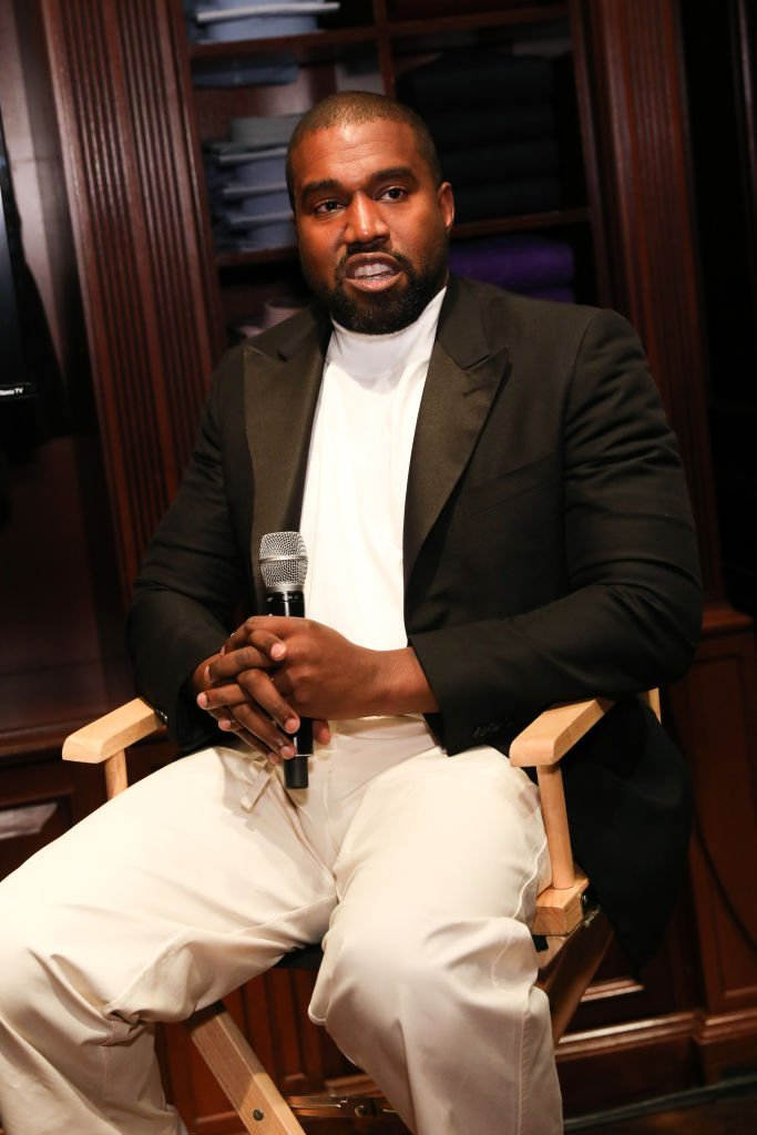 Kanye West attends Jim Moore Book Event At Ralph Lauren Chicago | Photo: Getty Images