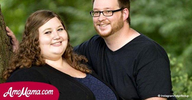 Ce couple a réussi à perdre 130 kilos en 2 ans et les photos qu'ils partagent aujourd'hui montrent leur transformation incroyable