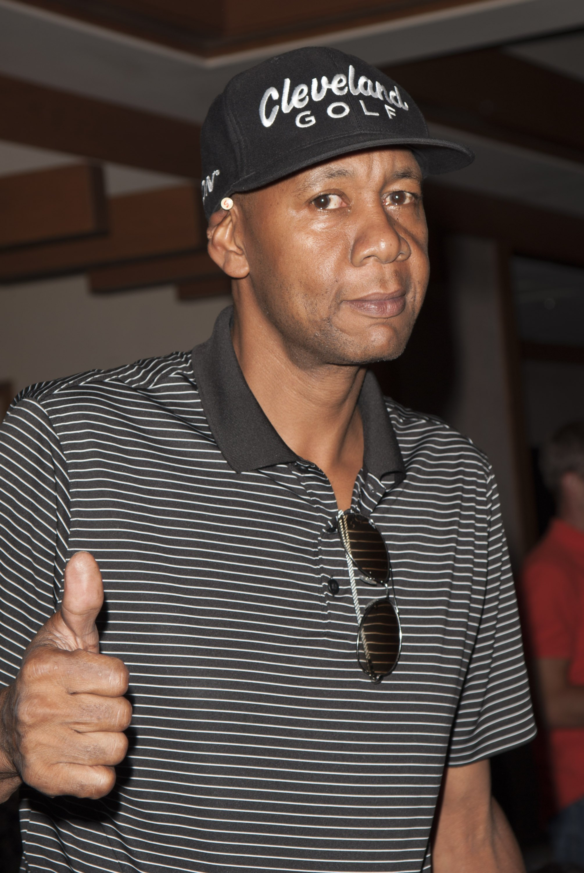 Mark Curry attending the 1st Scott Baio annual charity golf tournament in September 2015. | Photo: Getty Images