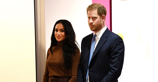 Meghan & Harry to Reportedly Still Receive Diplomatic Security like Any Other Royal Amid Exit