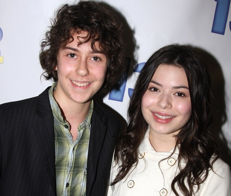 Nat Wolff and Miranda Cosgrove on November 5, 2008 in New York City | Photo: Getty Images