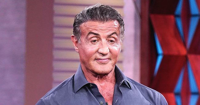 Sylvester Stallone of 'Rocky' Fame Spotted Wearing Latex Gloves While Grocery Shopping Amid Coronavirus Fears