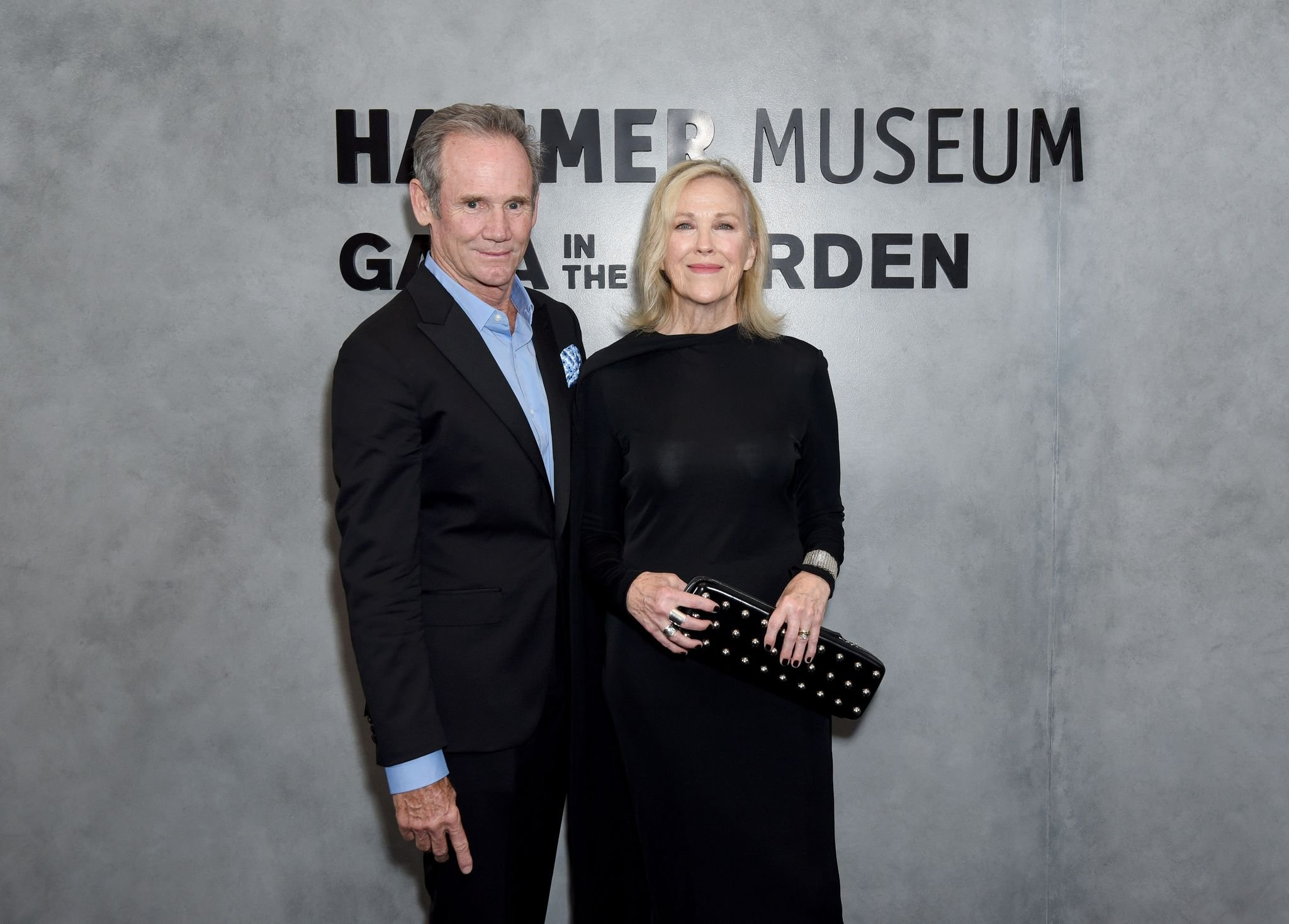 Bo Welch and Catherine O'Hara at the Hammer Museum's 17th Annual Gala in 2019 in Los Angeles | Source: Getty Images