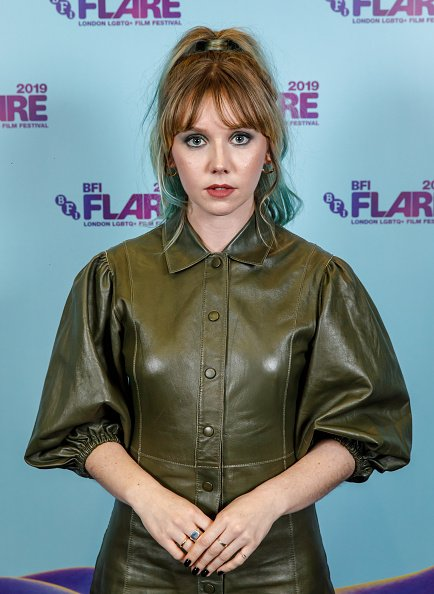 Lauren Lyle at BFI Southbank on March 22, 2019 in London, England. | Photo: Getty Images