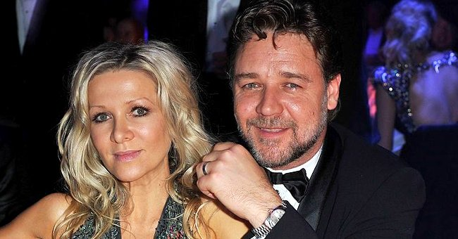 Russell Crowe's Former Wife Danielle Posts Rare Pic of Their Sons Tennyson, 14, and Charles, 17