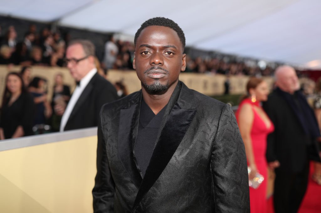 Daniel Kaluuya at the red carpet of the 24th Annual Screen Actors Guild Awards in January 2018. | Photo: Getty Images