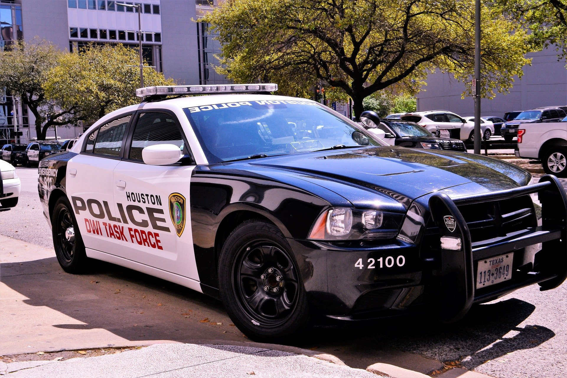 Pictured - A photo of a police squad vehicle   Source: Pixabay