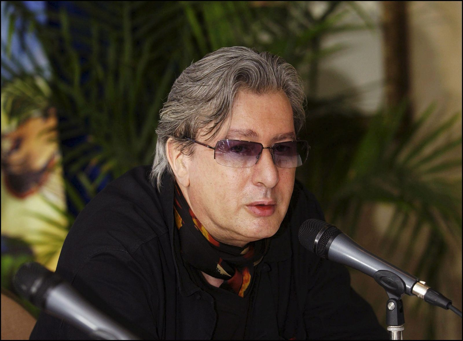 Le chanteur Alain Bashung | Photo : Getty Images