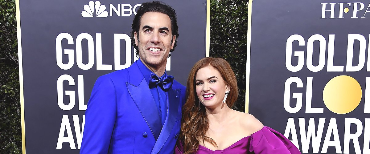 Sacha Baron Cohen and Isla Fisher Met 18 Years Ago — a Glimpse into Their Love Story