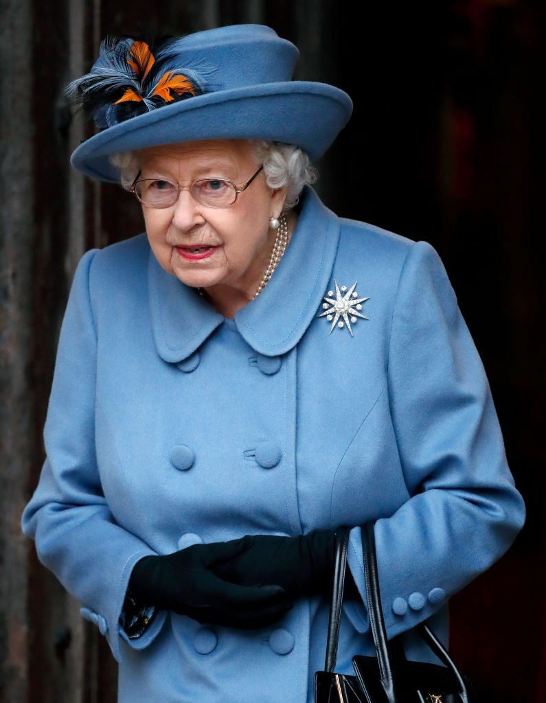 Queen Elizabeth II attends the Commonwealth Day Service 2020 at Westminster Abbey on March 9, 2020 in London, England. | Photo: Getty Images