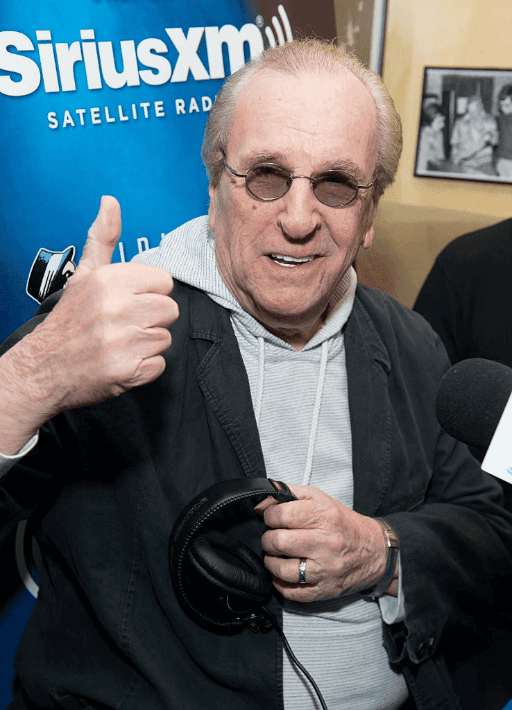 NEW YORK, NY - 12 DÉCEMBRE: l'acteur Danny Aiello assiste à la célébration SiriusXM Sinatra 100 à Patsy's le 12 décembre 2015 à New York. | Photo : Getty Images