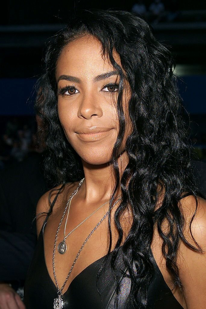Aaliyah attends an MTV event on August 2001 days before she passed away at age 22 | Source: Getty Images/GlobalImagesUkraine