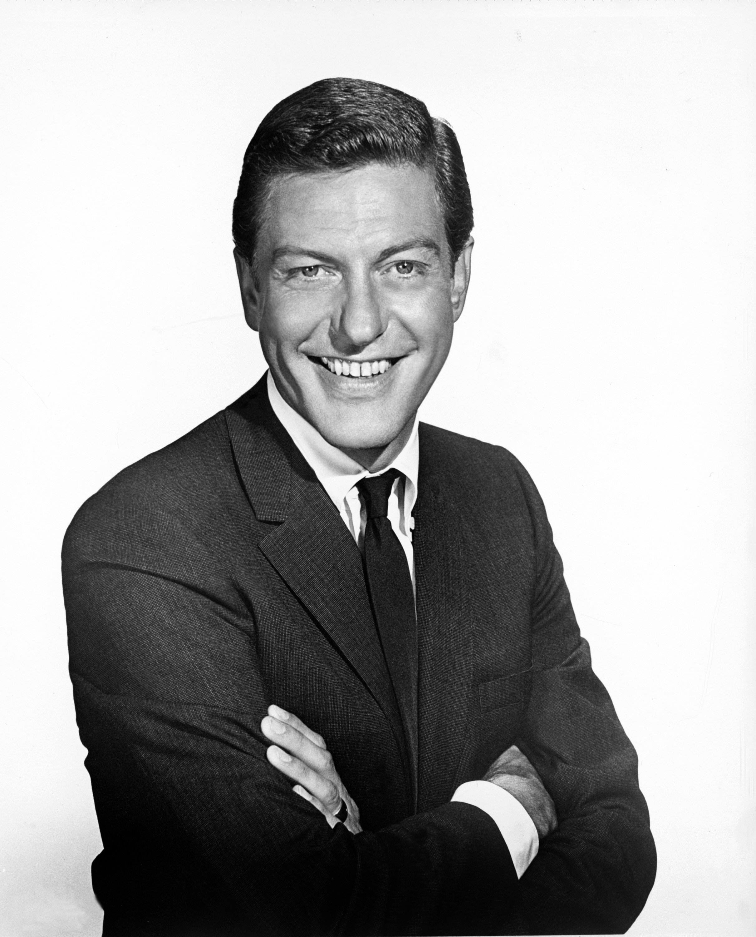 American actor and comedian Dick Van Dyke, circa 1960. | Source: Getty Images