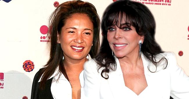 Verónica Castro responde a rumores de boda con Yolanda Andrade: 'La quise mucho, ya no'