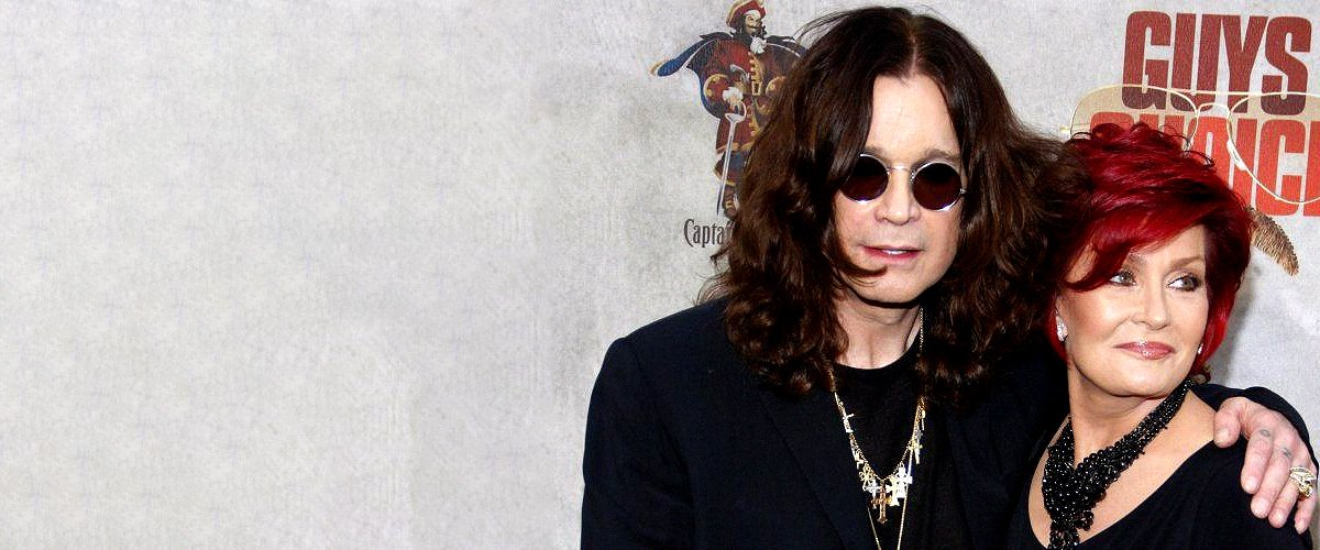 Ozzy Proposed to Sharon Osbourne with a Wedding Band Instead of an Engagement Ring