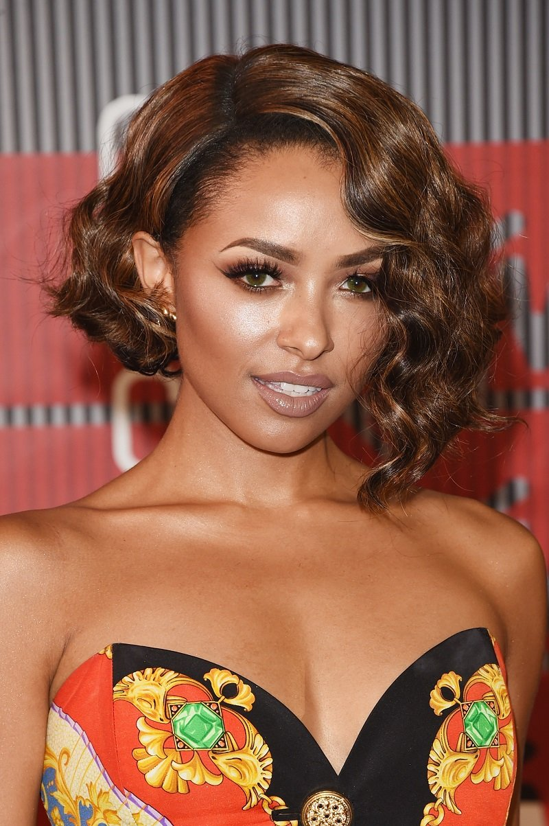 Kat Graham on August 30, 2015 in Los Angeles, California   Photo: Getty Images