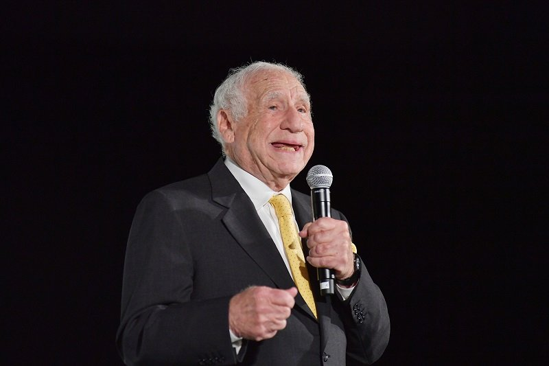 Mel Brooks on April 26, 2018 in Hollywood, California   Photo: Getty Images